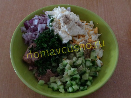 Ингредиенты солим и перчим